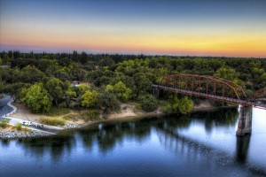 Rancho Cordova bridge