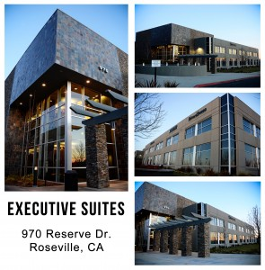 Roseville executive suites