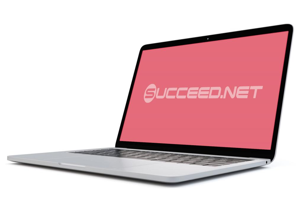 Succeed.net laptop 1
